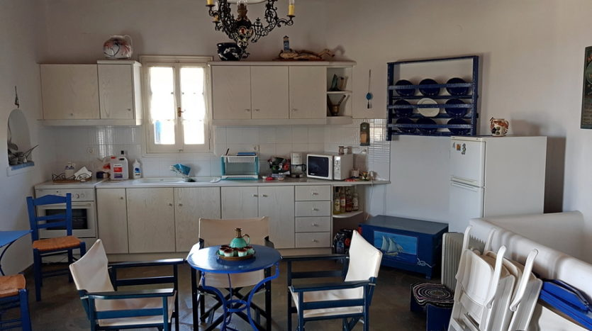 Fully independent house in Mykonos