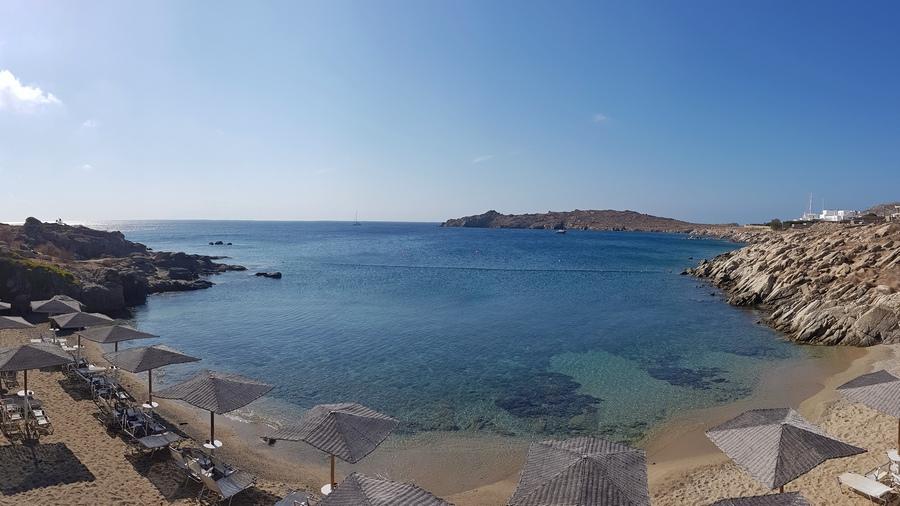 Seaside apartment with nice views next to Ornos – DR11484