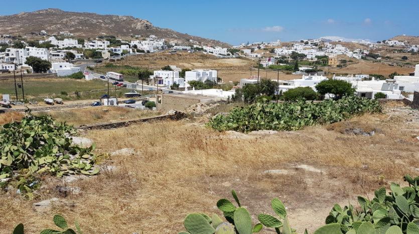plot in the village of Ano Mera